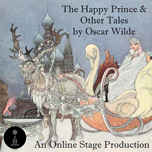 The Happy Prince & Other Tales audiobook cover art