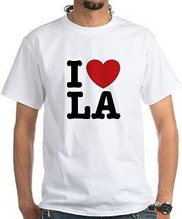 i love la t shirt