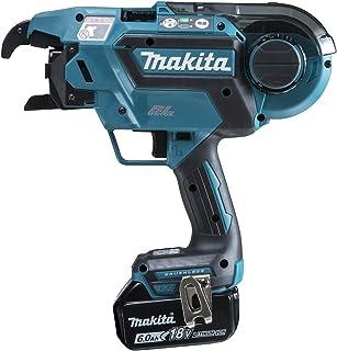 マキタ(Makita) 充電式鉄筋結束機 18V 6Ah バッテリ2本・充電器・ケース付 TR180DRGX