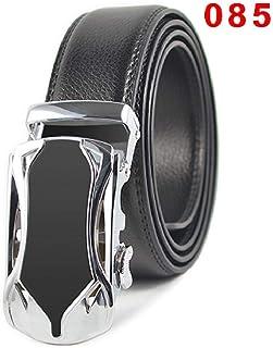 3e876d319 Elibone mens belts luxury real leather belts for men metal buckle man Jeans  pants genuine leather