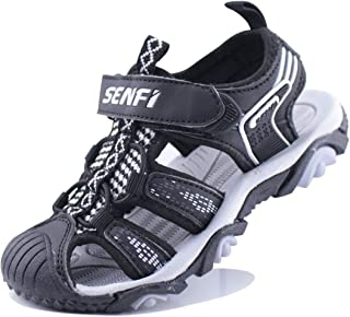 boy sandals size 8