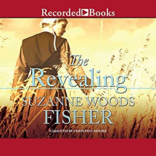The Revealing audiobook cover art
