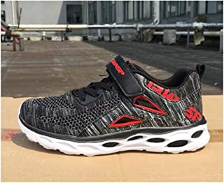 MTSL Running Shoes, Autumn and Winter Children's Shoes, Boy's Breathable Sneakers, Double Net Girls Boys Casual Girls Shoes