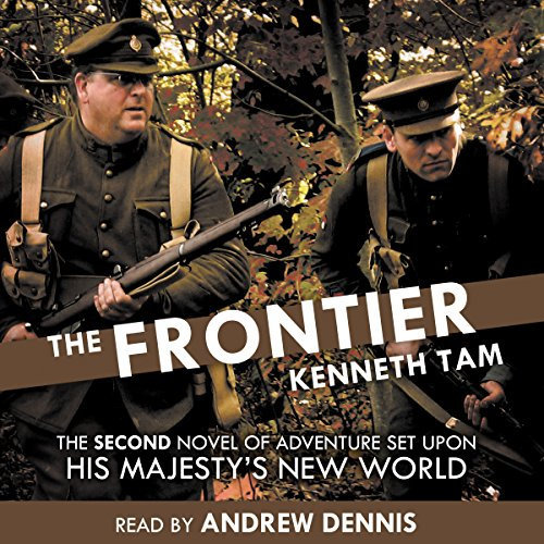 The Frontier audiobook cover art