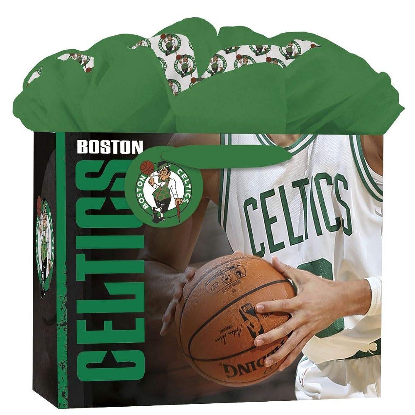 Turner Licensing Sport Boston Celtics Medium Gogo Gift Bag (8932038)