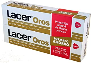 LACER Oros Pasta Dental Acción Integral Duplo 125 ml