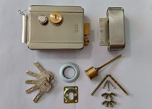 Alba Urmet Nickel Plating Electronic Door Lock