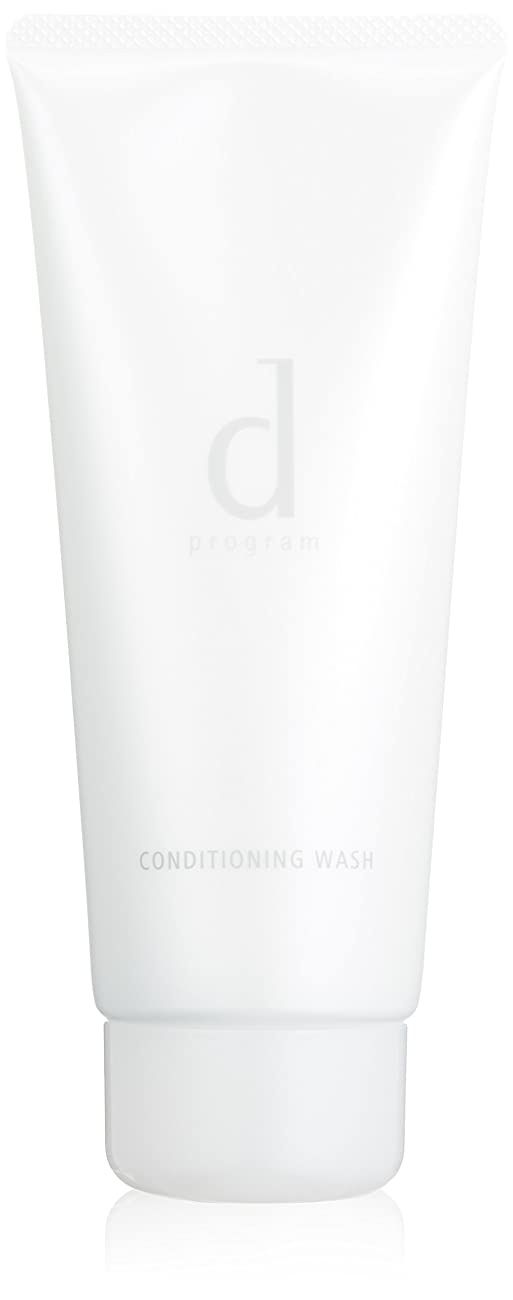 軽減わずかな補体d プログラム コンディショニングウォッシュ 洗顔フォーム 150g