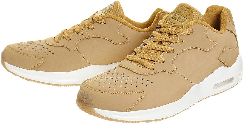 Nike Men's Air Max Guile Prem Fitness shoes, Multicolour Wheat Ivory Metallic gold 700 7.5 UK