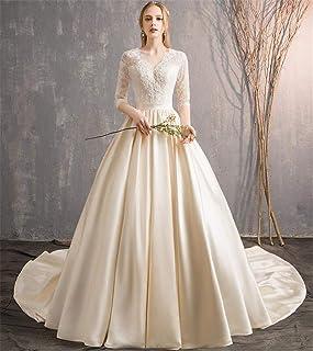 662bd7369a8 Amazon.fr   100 à 200 EUR - Robes de mariage   Vêtements de mariage ...