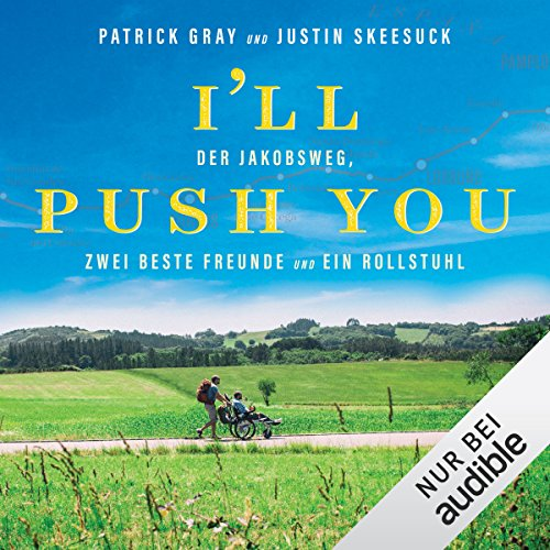 I'll push you audiobook cover art