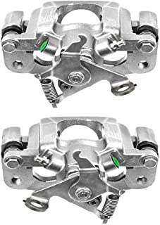 AutoShack BC3256PR Pair Set of 2 Rear Driver and Passenger Side Disc Brake Caliper Assembly Replacement for 2012 2013 2014 2015 2016 Ford F-150 2.7L 3.5L 3.7L 5.0L 6.2L 4WD AWD RWD