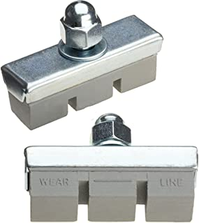 Dia Compe 76 Grey Matter Brake Pads (Bag of 4), Grey