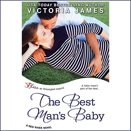The Best Man's Baby audiobook cover art