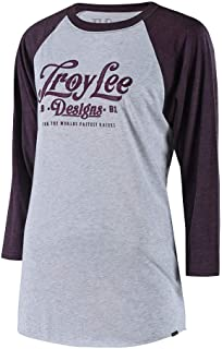 Troy Lee Designs Women's Spiked Raglan Shirts