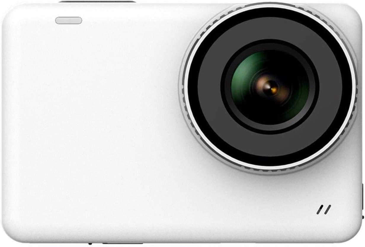 SJ10 Pro EIS Supersmooth 4K 60FPS WiFi Remoto, cámara, acción 1300mAh batería H22 viruta 10m Cuerpo DV Impermeable F11.10C (Bundle : Option 4, Color : White)