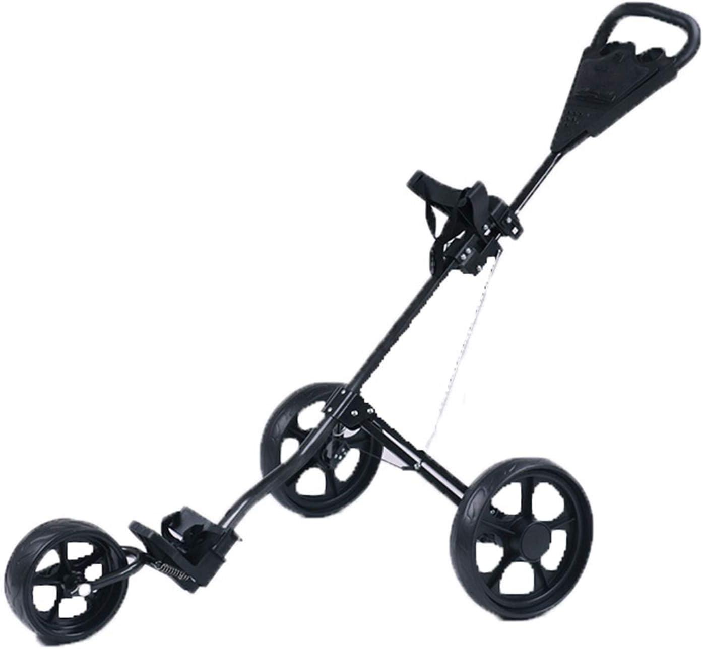 Golf Push Cart Foldable 3 4 years warranty Lightweigh Carts Philadelphia Mall Wheels
