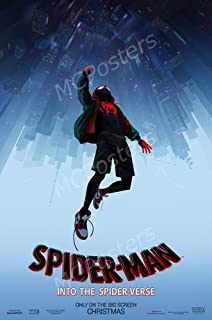 MCPosters - Marvel Spider-Man Into The Spider-Verse Glossy Finish Movie Poster - MCP613 (24