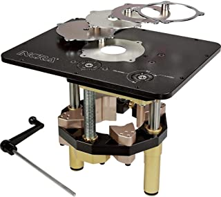 incra router table with lift