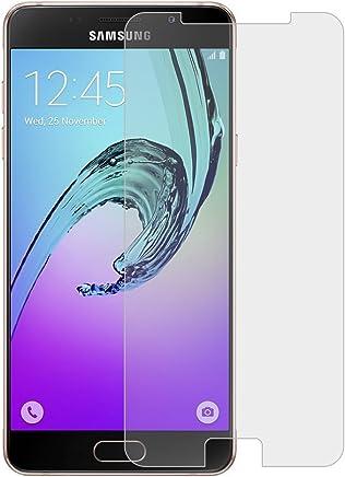 Film de protection Ecran Cophone® compatible avec Samsung Galaxy A3 2016 SM-A310F en Verre Trempé Premium Anti Chocs et Casse, Anti empreintes digitales et gras, bords arrondis,dureté max 9H, haute définition Glass Screen Protector Vitre Tempered 2,5D
