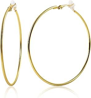 Best hoop earring clip on Reviews