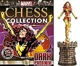 Eaglemoss Marvel Chess Figurine Collection Nº 54 Jean Grey Phoenix