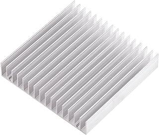 1pcs Radiador de Aluminio Disipadores de Calor Las Aletas Transistor de Potencia Dispositivo Semiconductor