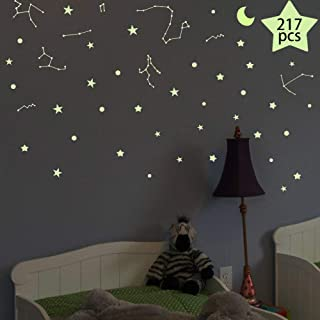 constellation stickers ceiling