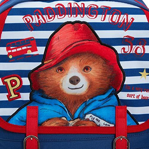 Product Image 7: Paddington Bear Kids Luxury Backpack Satchel Travel Case + Detatchable Wallet Purse Boys Girls School Book Bag