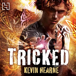 Tricked cover art