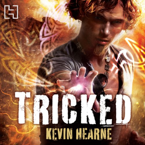 Couverture de Tricked