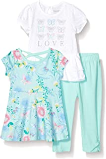 The Children's Place Baby-Girls Playwear Bundle Pajama Set