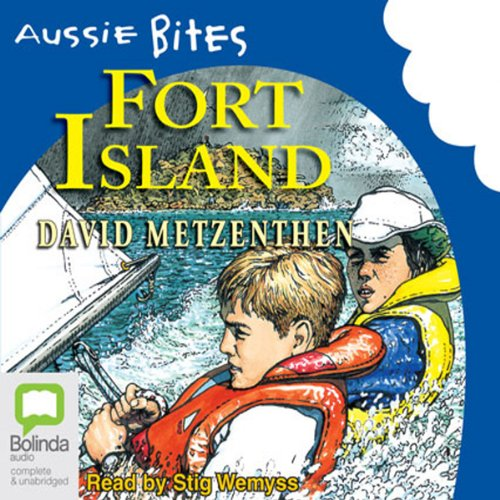 Fort Island: Aussie Bites audiobook cover art