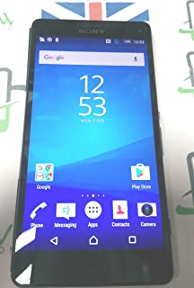 Sony Xperia Z3 Compact (16GB, Android OS, 4G LTE + Wifi, Black)