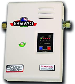 Best titan electric hot water heater Reviews