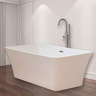 Best freestanding bathtub rectangular Reviews
