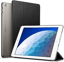 ESR iPad Air 2019 ケース iPad Air3 10.5インチ カバー 軽量 薄型 レザー オートスリープ機能 三つ折りスタンド スマートカバー 2019年発売の10.5インチ iPad 対応(ブラック)
