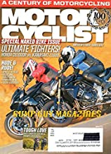 MotorCyclist Magazine January 2012