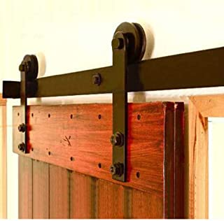 Best 96 inch barn door hardware Reviews