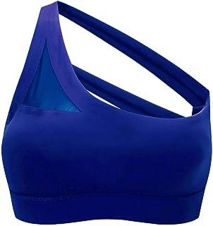 Shockprook Sexy Sports Bra High Impact Women Yoga Bra Padded Gym Fitness Tops Racerback Workout Tank Tops Running Sport Vest