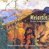 メラルティン:交響曲第1番 - 第6番