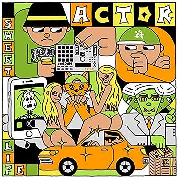 ACTOR (feat. O.D.S., K-SLIDE & Äura)
