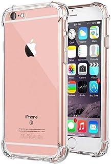 iPhone 6 Plus / 6s Plus Case Cover Protective Shock Absorption Bumper Soft Transparent Case for iPhone 6 Plus / 6s Plus by...