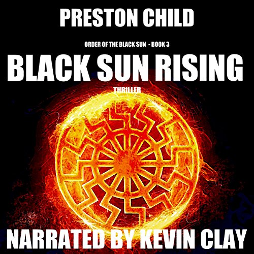 Black Sun Rising audiobook cover art