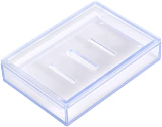 Best clear acrylic soap dish Reviews
