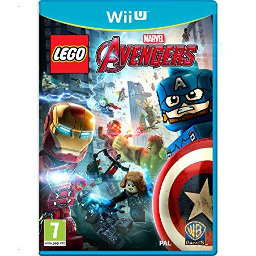 lego city wiiu LEGO Marvel Avengers (Nintendo Wii U) - [Edizione: Regno Unito]