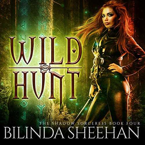 Wild Hunt audiobook cover art