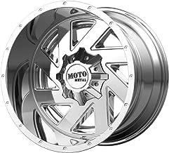 Moto Metal MO988 20x12 8x165.1 -44mm Chrome Wheel Rim