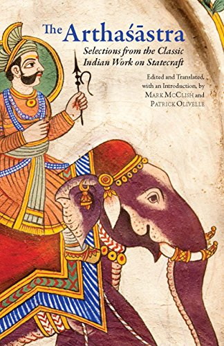 The Arthasastra: Selections from the Classic Indian Work on Statecraft (Hackett Classics) (English Edition)