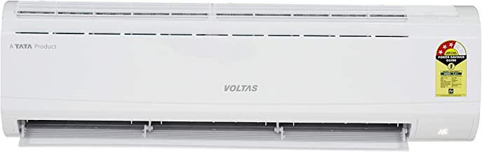 Voltas 1.5 Ton 3 Star Split AC (Copper 183DZZ White)